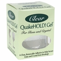 QuakeHold! Clear Museum Gel for Glass & Crystal - 4 oz.