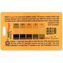 RADTriage Radiation Alert Dosimeter Card - Pack of 6