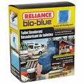 Reliance Bio-Blue Toilet Deodorant 12-Pack