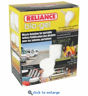 Reliance Bio-Gel Waste Gelation 12 oz.