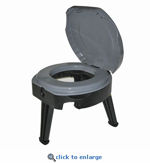 Reliance Fold-To-Go Folding Portable Toilet