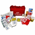 Responder First Aid & Trauma Kit - 25 Person