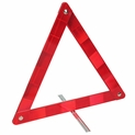 Roadside Reflective Warning Triangle with Stand