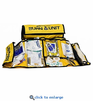 S.T.A.R.T. One Burn Unit - Black Roll-Out Bag