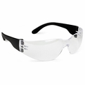 ANSI Approved Safety Glasses - Anti-Scratch, Anti-Fog Plastic Lenses