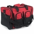 Small Red Duffle Bag - 18'' x 11'' x 12.5''