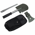 Stansport 6-In-1 Survival Tool Shovel