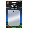 Campers Signal Mirror - Stainless Steel - Double Sided