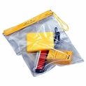Clear Vinyl Waterproof Pouch 10 1/2'' x 14''