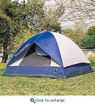 Mayday Deluxe 5 Person Camping Tent
