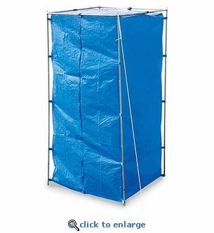 Stansport Deluxe Privacy Shelter - Blue