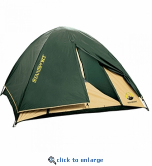 Stansport Orion II Dome Tent with Full Rain Fly