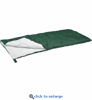 Stansport Redwood Ultra Light Sleeping Bag 30'' x 75''