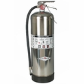 Stored Pressure Water Fire Extinguisher - 2.5 Gal. - Amerex 240