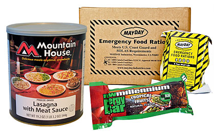 Survival & Emergency Preparedness Food
