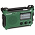 Voyager KA500 Emergency Radio - Solar, Crank, AM/FM/SW NOAA Weather Alerts - 5 Colors