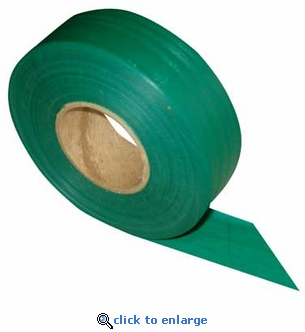 Triage Marking Tape 300' Green