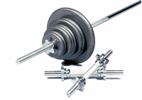 160 lb. Regular Weight Set (non-olympic) $299.99