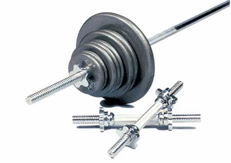 160 lb. Regular Weight Set (non-olympic)