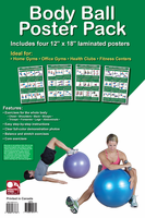 Body Ball Poster Pack