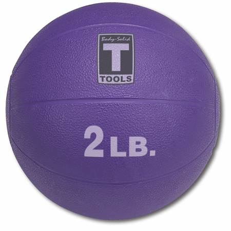Body Solid 2lb Medicine Ball - BSTMB-2