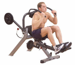 Body Solid Ab & Upper Body Equipment