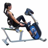 Body Solid B4R Recumbent Bike