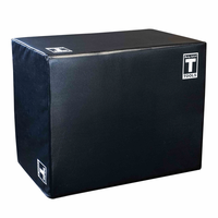 Body Solid BSTSPBOX Soft Sided Plyo Box $279.99