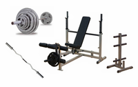 Body Solid Complete Bench Press Package $1,069.99
