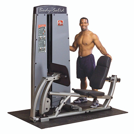 Body Solid DCLP-SF Pro Dual Leg Press/Calf Machine