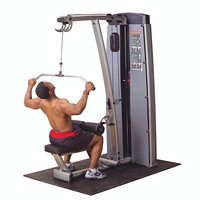 Body Solid DLAT-SF Pro Dual Lat/Mid Row Machine