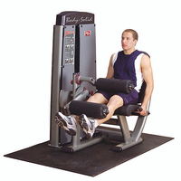 Body Solid DLEC-SF Pro Dual Leg Ext/Curl Machine