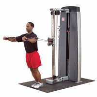 Body Solid DPCC-SF Pro Dual Adjustable Cable Column $2,525.00