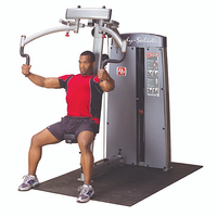Body Solid DPEC-SF Pro Dual Pec/Rear Delt Machine $2,975.00