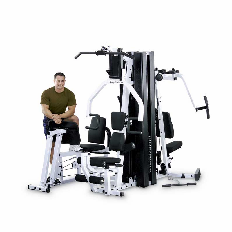Body solid exm lps multi station gym