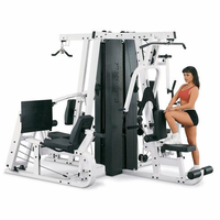 Body Solid EXM4000S Multi Station Gym System $5,999.00