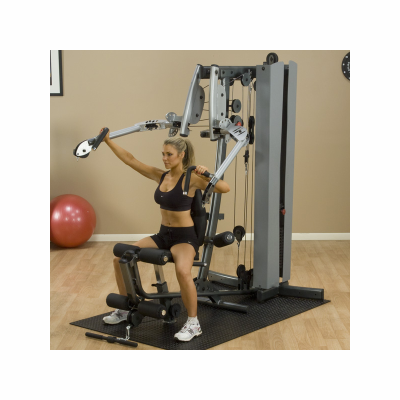 Body solid f fusion personal trainer home gym