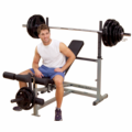 Body Solid GDIB46L Olympic Combo Bench
