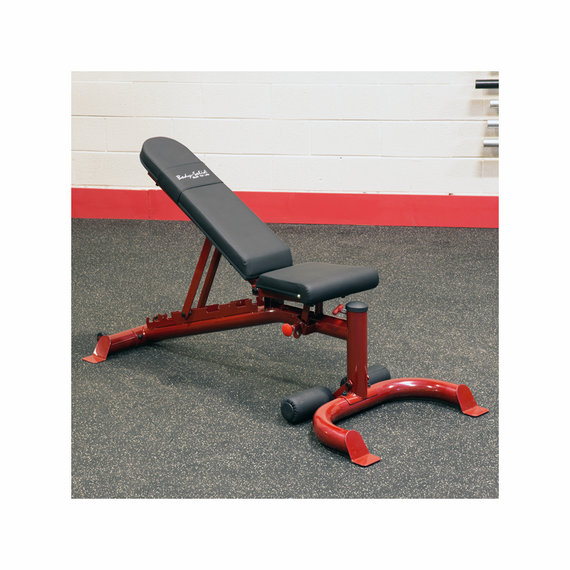 Body solid gfid100 flat incline decline bench - Incline and decline bench ...