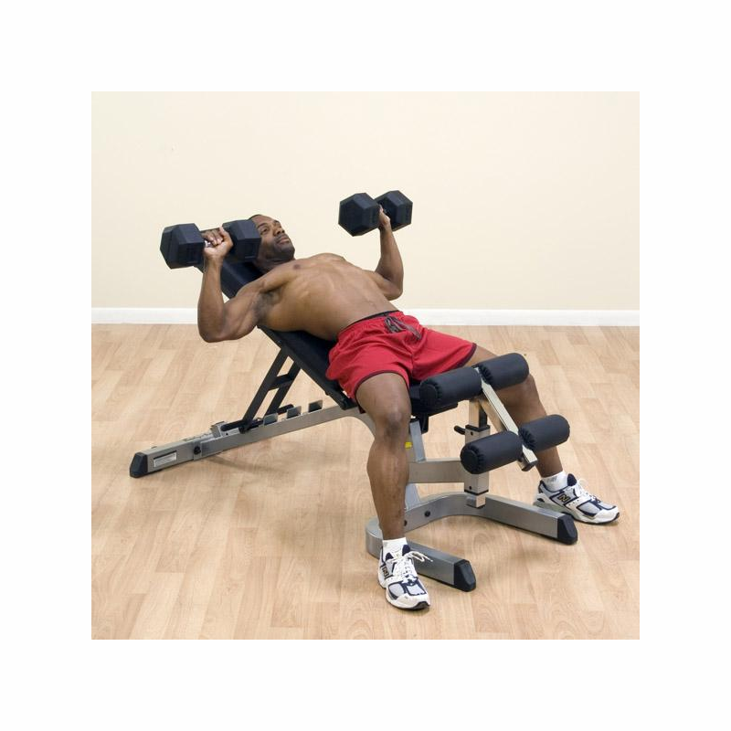 Body Solid Gfid71 Flat Incline Decline Bench
