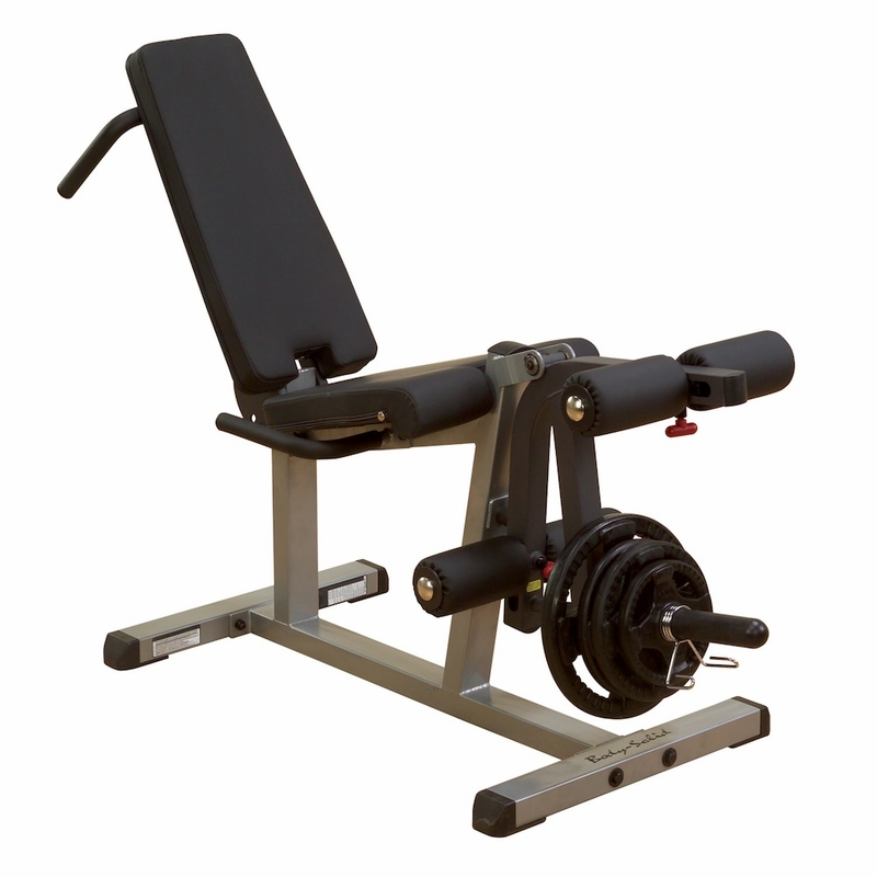 Body Solid Glce365 Leg Curl Leg Extension Machine