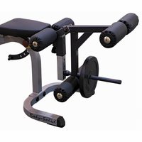 Body Solid Weight Benches Olympic Pro Club Powerline