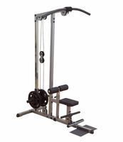 Body Solid GLM83 Plate Loaded Lat Machine $500.00