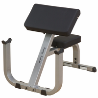 Body Solid GPCB329 Preacher Curl Bench $435.00