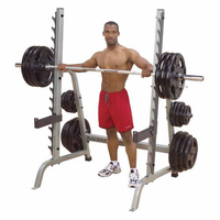 Body Solid GPR370 Multi Press Rack $644.00