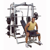 Body Solid GS348QP4 Series 7 Smith Gym System $3,273.00