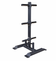 Body Solid GWT56 Olympic Plate Tree $199.99
