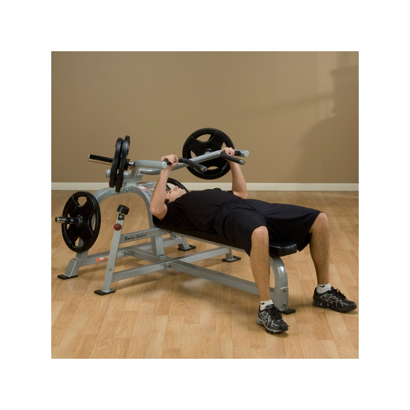 Body Solid Lvbp Leverage Bench Press