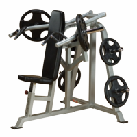 Body Solid LVSP Leverage Shoulder Press Bench $1,099.00
