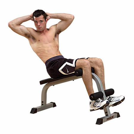 Body Solid PAB139X Powerline Ab Bench
